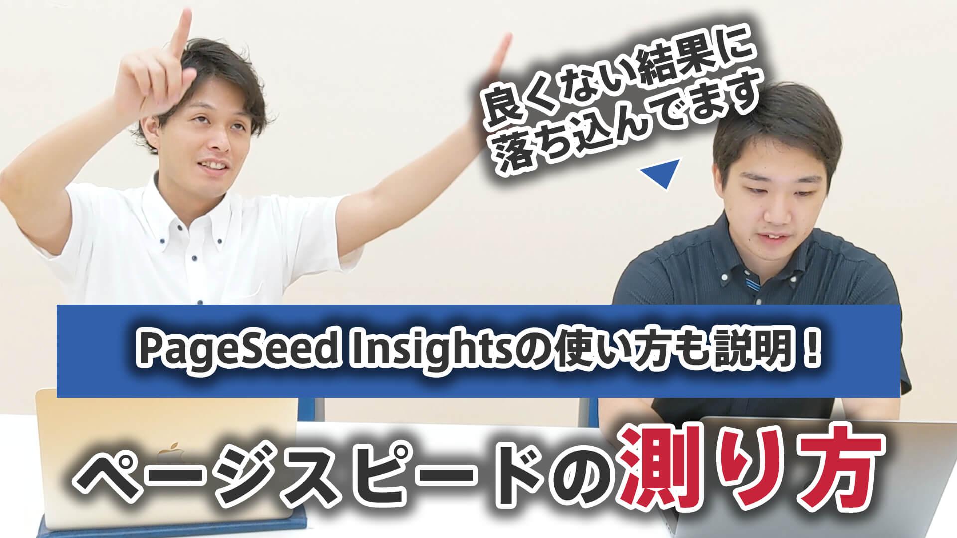 【PageSpeed Insights】ホームページ・ブログの表示速度の調べ方